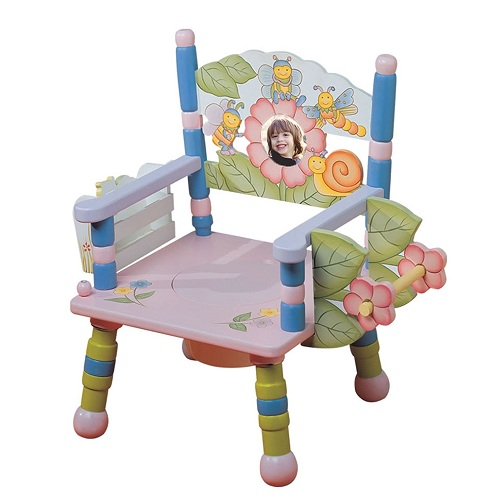 Kid's Potty Music Chair