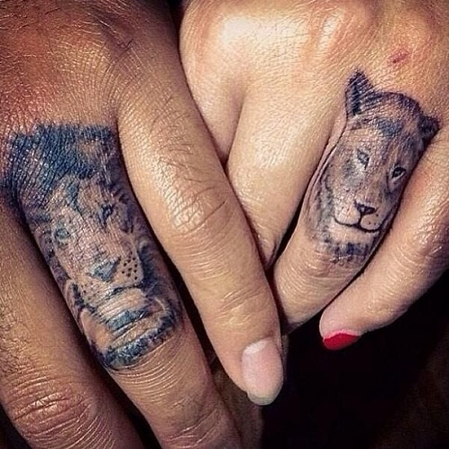15 Stylish King And Queen Tattoos For The Best Couples Styles At Life