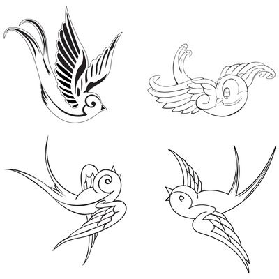 Lovely Printable Tattoos Design