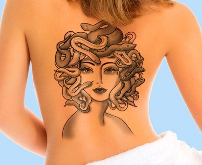 Most Lovable Medusa Tattoo Designs
