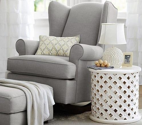 9 Best & Comfortable Nursing Chairs - Nursery Armchair