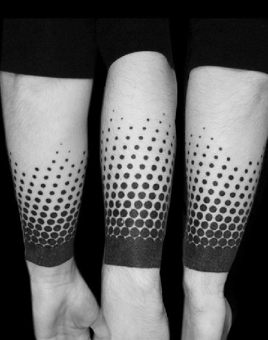 dotwork tattoo designs