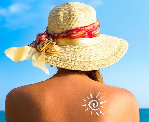 Prevent the damage from the sun