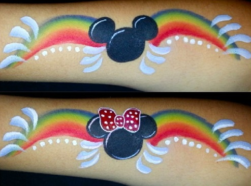 9 Best Hilarious Mickey And Minnie Mouse Tattoos