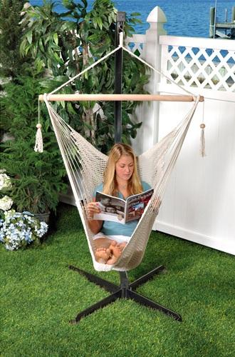 Rope Hammock Chair