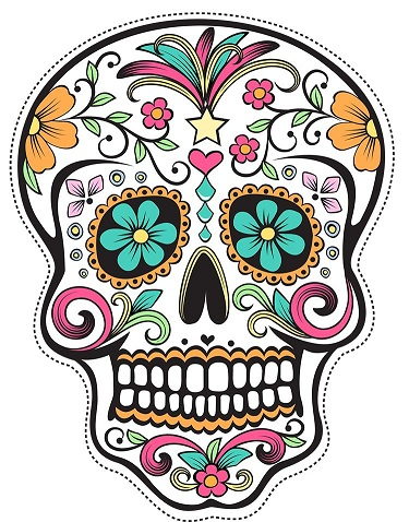 scary Printable Tattoos Design