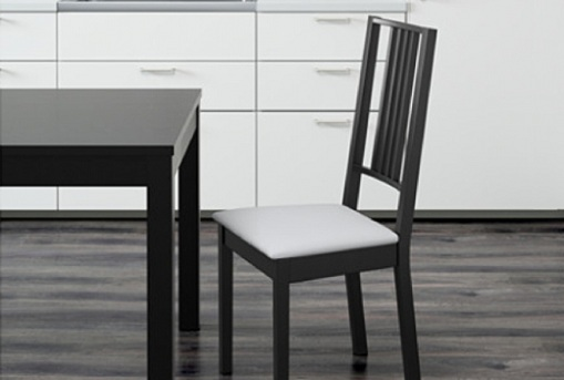 Simple Dining Chairs: