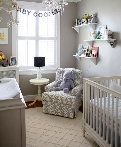 9 Best & Comfortable Nursing Chairs - Small Nursery Chair