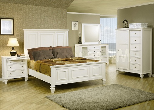 Snow Theme Bedroom Sets