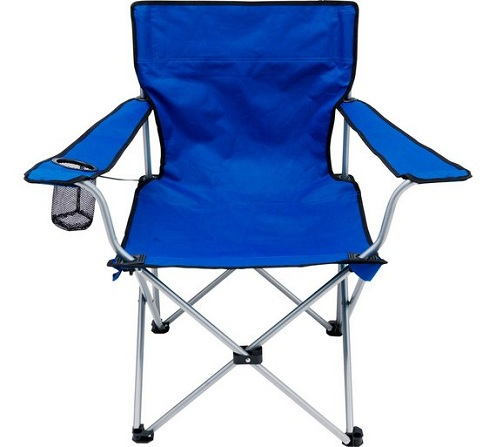 Steel Fold up Camping Chair