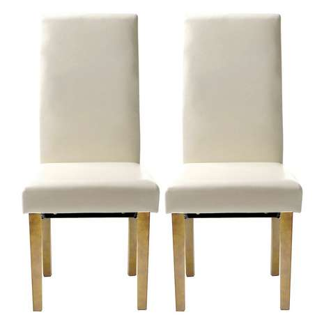 Straight Dining Chairs