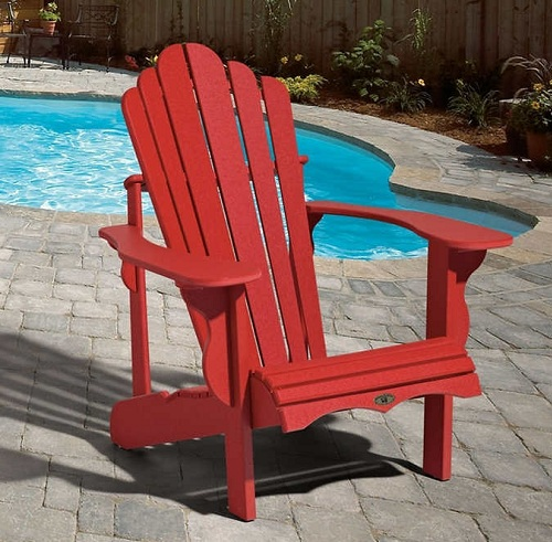 Stylish Adirondack Chairs
