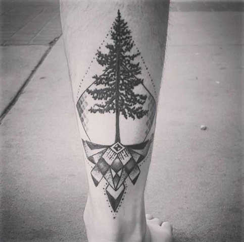 20 Splendid Geometric Tattoo Designs To Make You Remarkable