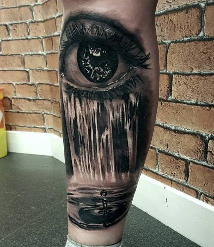 Unique Nature Tattoo Design
