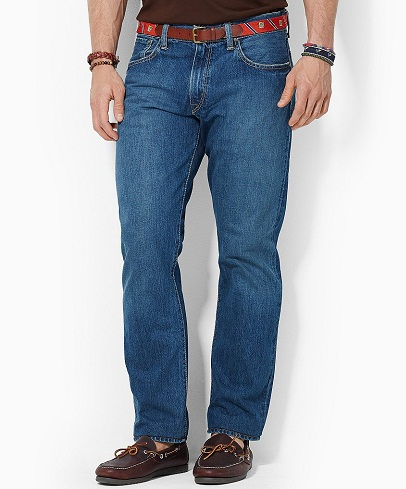 Amazing Fit Polo Jeans for Men