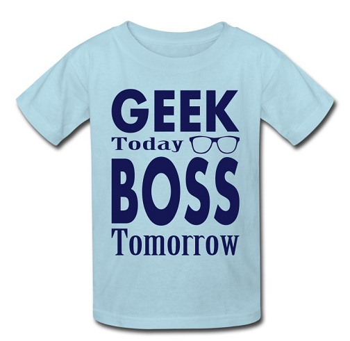 Attitude Geek T-Shirt