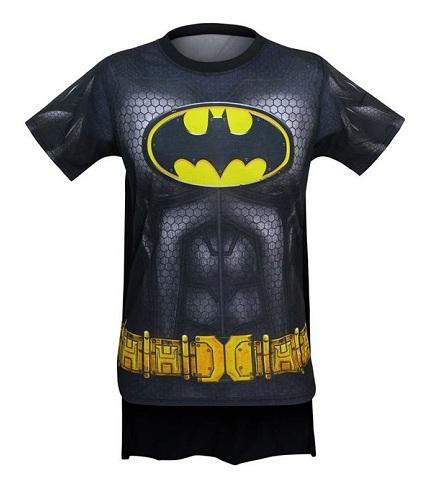 Batman Caped Kid's T-Shirt