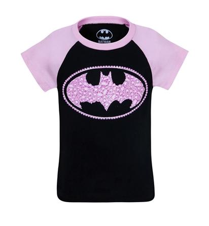 Batman Sugar-Glitter T-Shirt