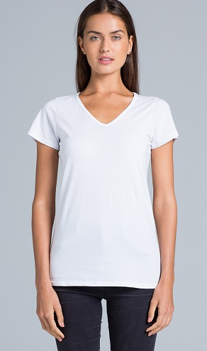 Beauteous White T-Shirt for Girls