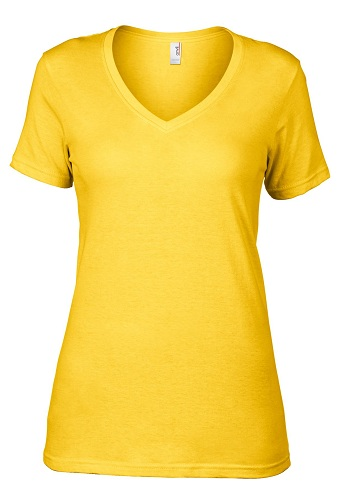 Beguiling Plain T-Shirt for Females