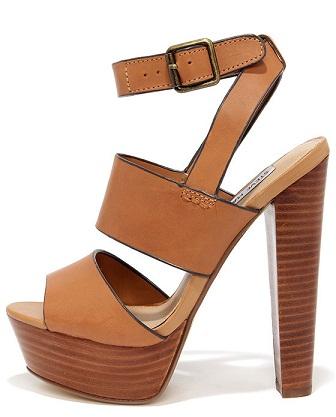 Brown Pumps Sandals