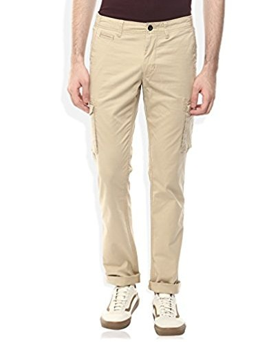 Casual Khaki Jeans
