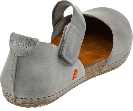 Closed Toe Velcro Strap Sandal for Women
