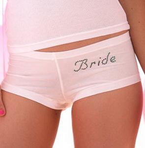 Comfort Bridal Panties