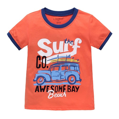 Cotton Baby T-Shirts