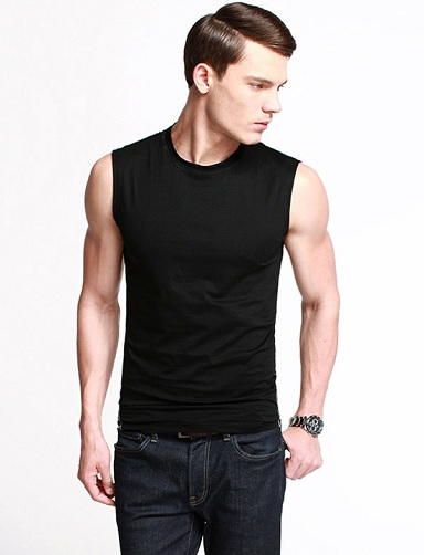 sleeveless t-shirts