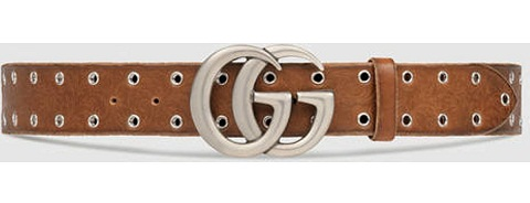 Dotted Belt From Gucci