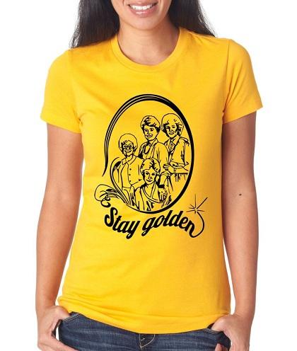 Enlighten Stay Golden T-Shirts