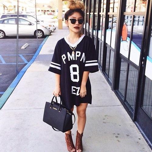 Women's Fashion Killer Long T Shirt