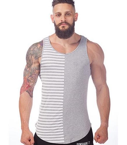 Fitness Sleeveless T-Shirt