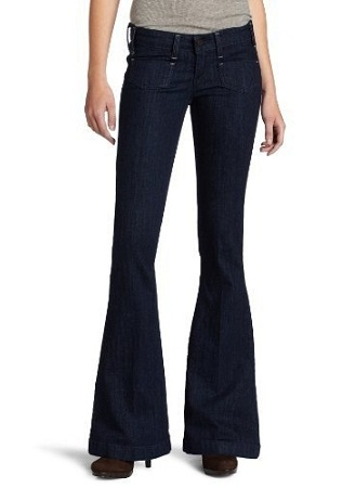 Flared DKNY Jeans for Women