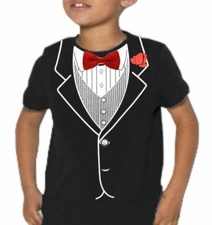 Formal Kids T-Shirt