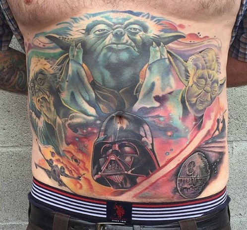best star wars tattoos
