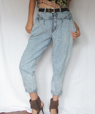 Gitano Style Vintage Jeans