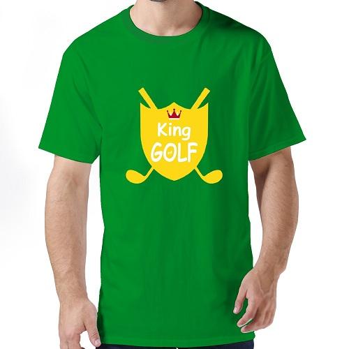 Golf Player T-Shirt From Geek