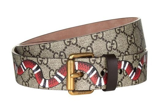 Gucci Snake Belt