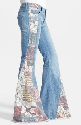 Hot Flare Jeans for Women