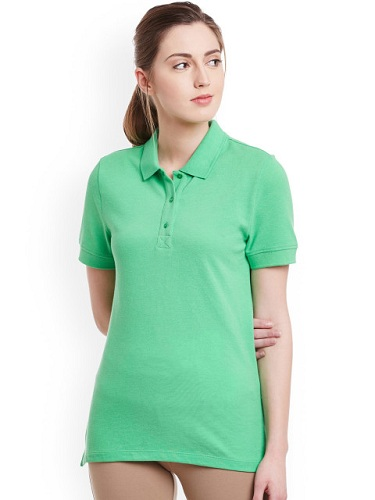 Impressive Green T-Shirts for Women