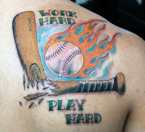 Inspirational Sports Tattoo