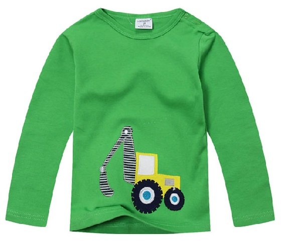 Kids Long Sleeves T-Shirt