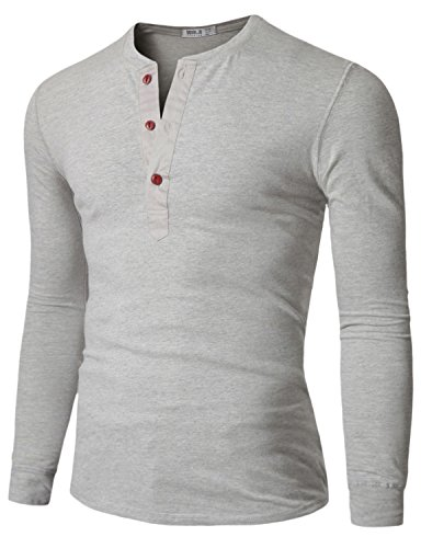 Long Sleeved Men's T Shirts
