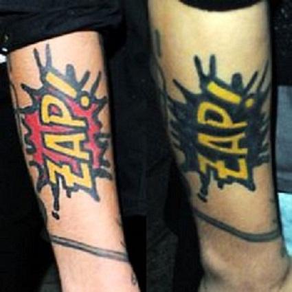 Magnificent Zayn Tattoo Designs