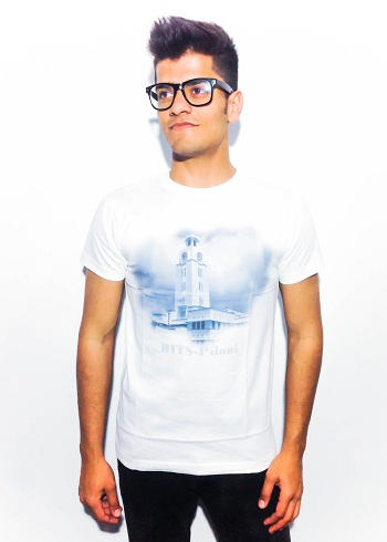 Men's Outstanding White T-Shirt