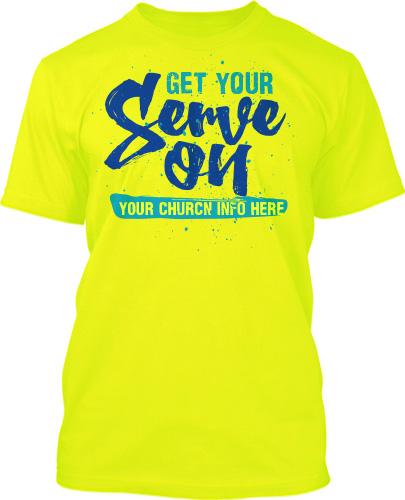 Neon Designer T Shirts