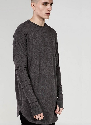Over-Sized Long T Shirts