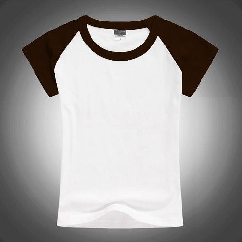 Plain Baseball Half Sleeve T-Shirt